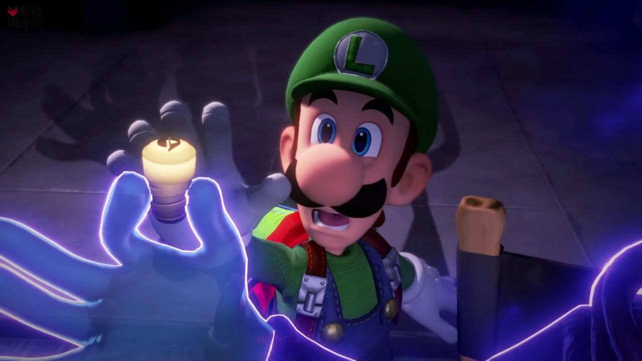 Luigi Mansion Walkthrough Floor Paranormal Productions Youtube