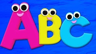 canzoni abc | imparare alfabeti | filastrocca in italiano | Alphabet for Kids | 3D Rhymes | ABC Song