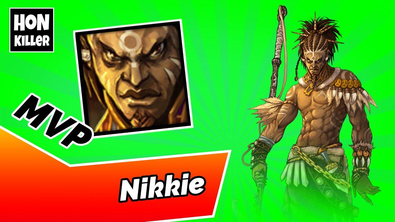 HoN Nomad Gameplay - Nikkie - 23 Kills