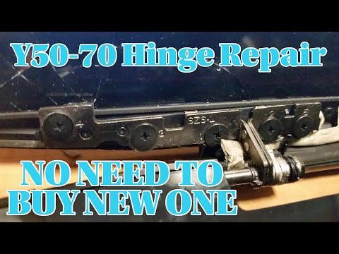 Lenovo Y50-70 Screen Hinge Fix