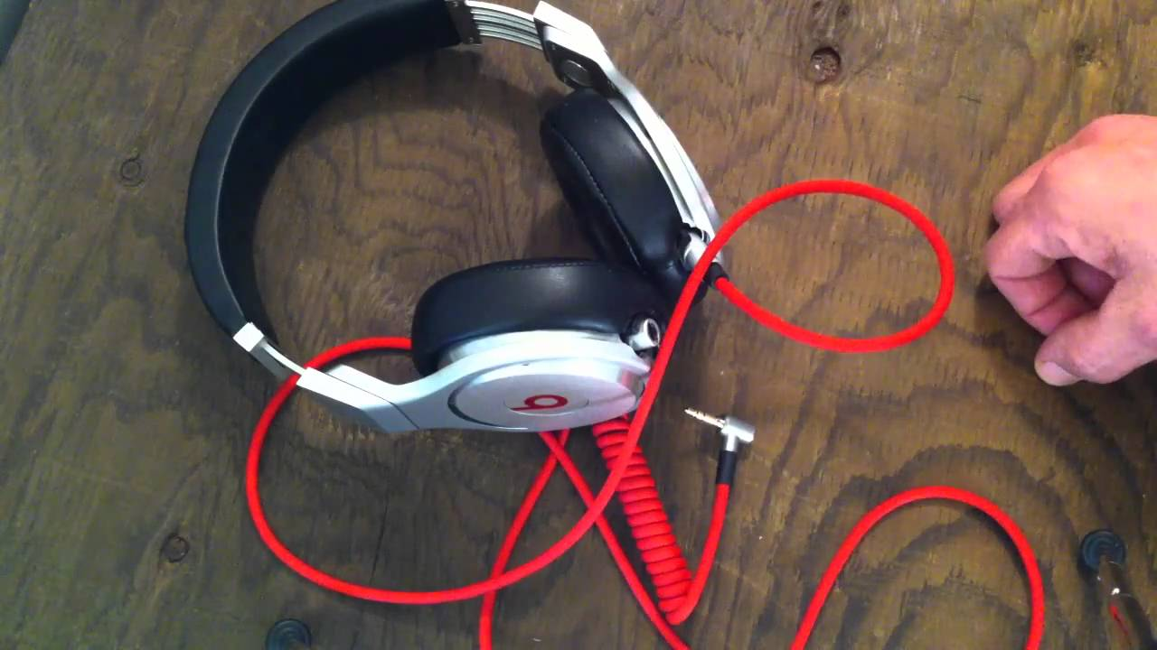 Beats by Dr. Dre Beats Pro Headphones - Full Review - YouTube e7f9ca943b