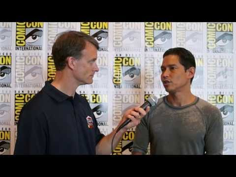SDCC 2013: ToonBarn s Anthony Ruivivar for Beware the Batman