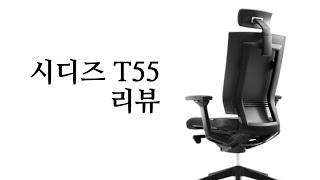 [자왕] 시디즈 T55 리뷰