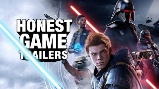 Honest Game Trailers | Star Wars Jedi: Fallen Order