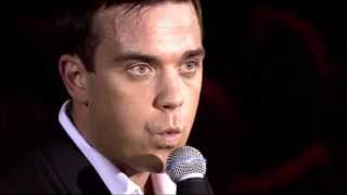 Robbie Williams show 2002 - 07 - Mr  Bojangles