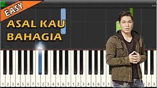 Download lagu Armada - Asal Kau Bahagia (Piano Tutorial ~ Easy & Slow)