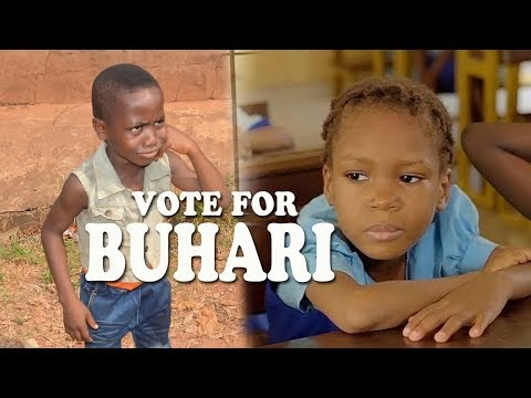 VOTE FOR BUHARI (Mark Angel Comedy) (Episode 197)