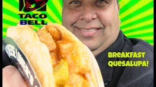 Video Taco Bell® Breakfast Quesalupa REVIEW!!! download MP3, 3GP, MP4, WEBM, AVI, FLV Januari 2018
