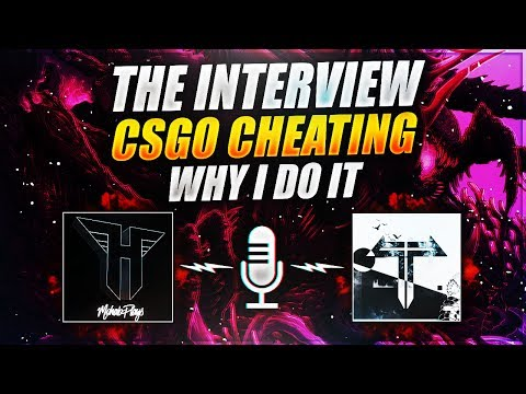 WHY I CHEAT ON CS:GO (INTERVIEW BY MOHAB) + GIVEAWAY