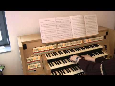 Hans Uwe Hielscher: Amazing Grace op. 51,1
