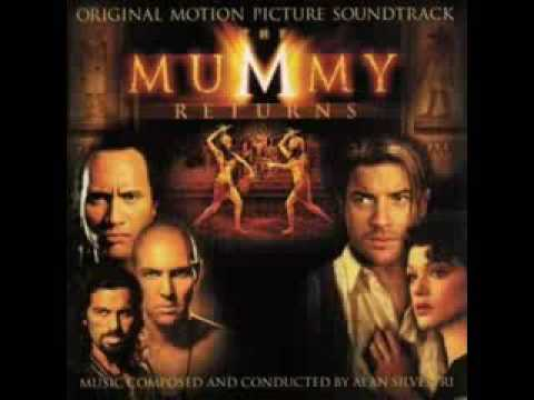 The Mummy Returns - Official Theme Song