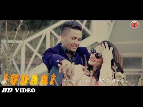 Latest Himachali Pahari Video Song 2018 | JUDAAI By Suresh Sharma | Music HunterZ