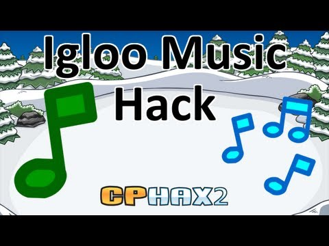 Club Penguin - Igloo Music Hack