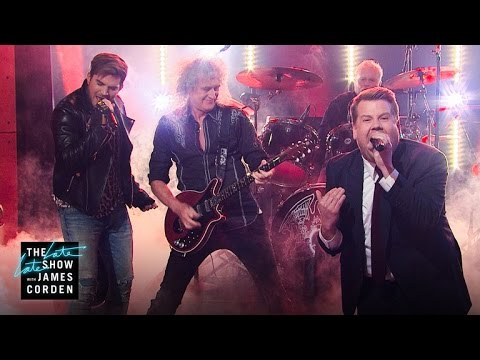 Thumbnail: Front Man Battle w/ Queen + Adam Lambert