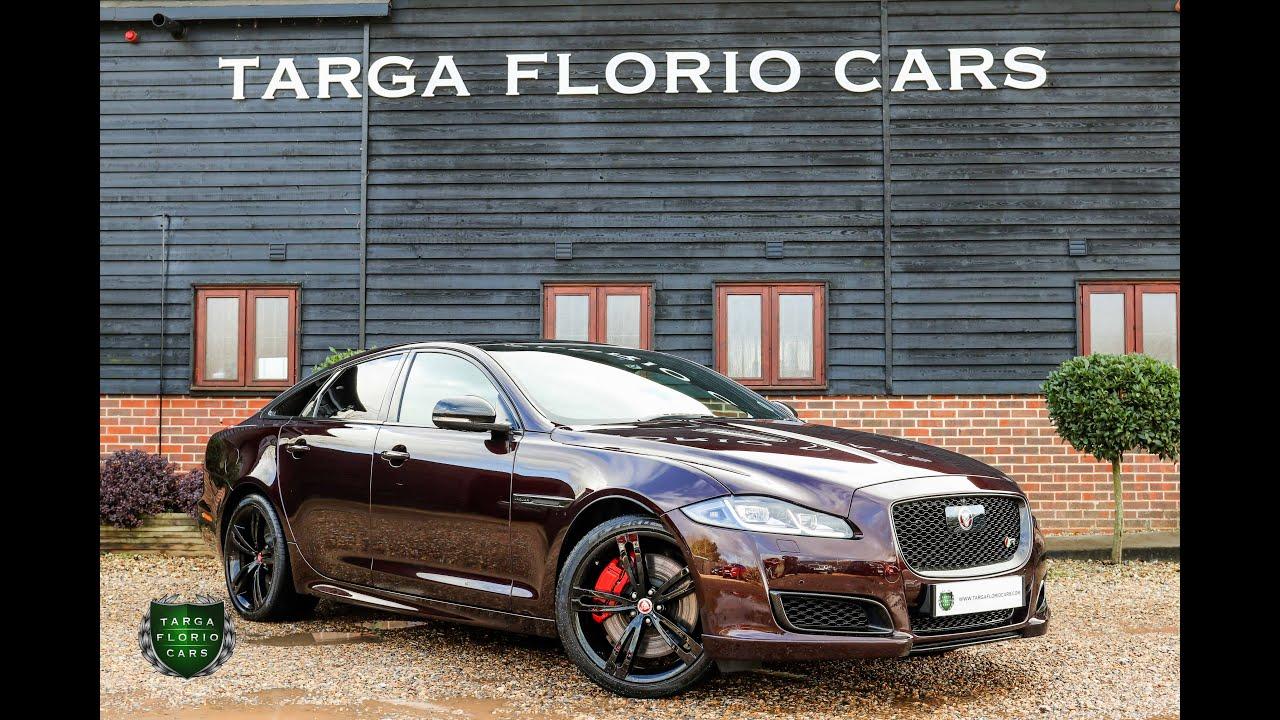 Jaguar XJR 5.0 Supercharged V8 SWB Saloon 2017 In Aurora ...