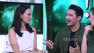 INSERT - Kisah Betrand Peto Resmi Jadi Anak Ruben Onsu (7/10/19)