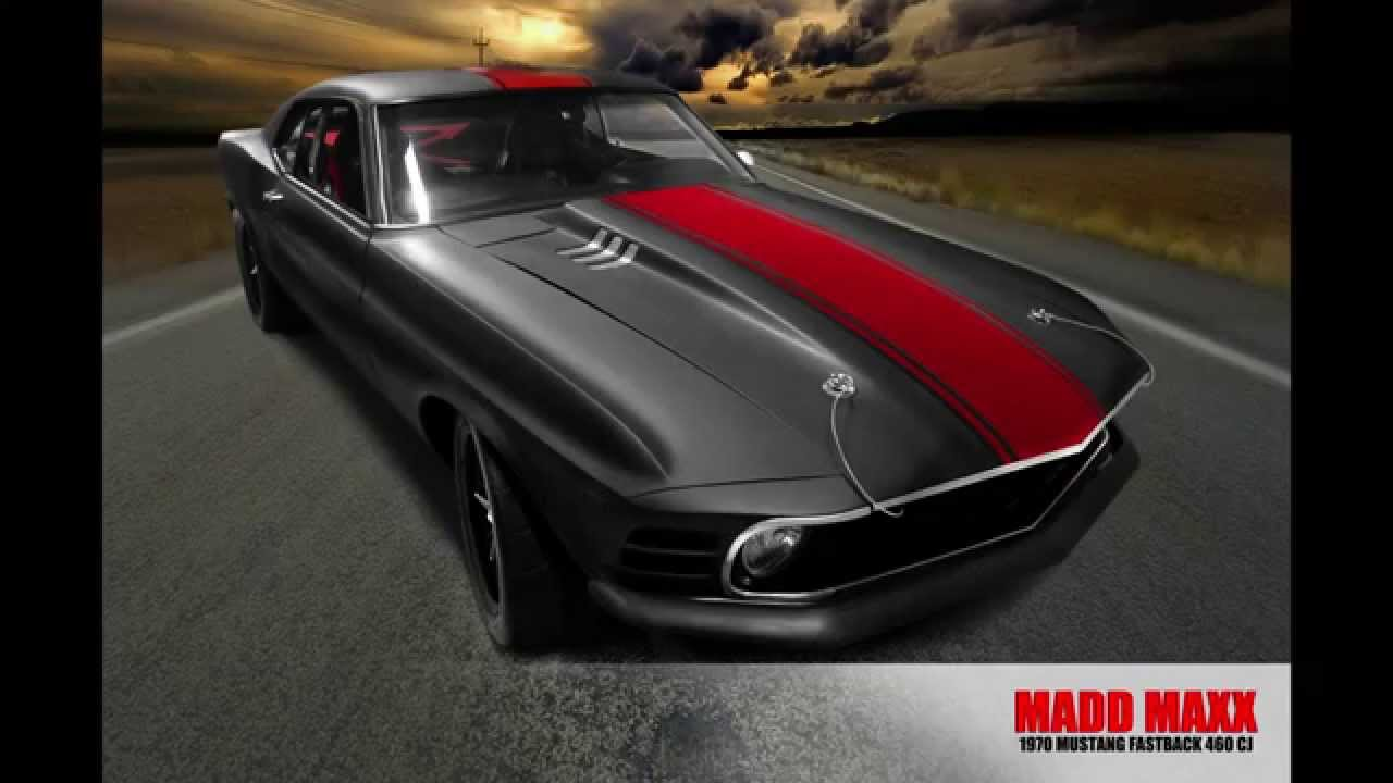 MADD MAXX  460 Cobra Jet 1970 Mustang Fastback WAY Beyond