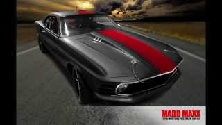MADD MAXX - 460 Cobra Jet, 1970 Mustang Fastback, WAY Beyond Thunderdome!