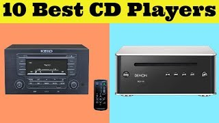 Top 10 Best CD Players 2020 - Best CD Player With Speakers