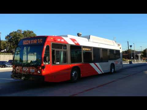 VIA Metropolitan Transit Novabus LFS CNG #682 Audio