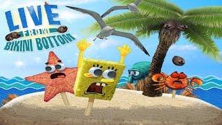 Spongebob squarepants: Live From Bikini Bottom - Nick Games