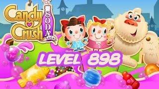 Candy Crush Soda Saga Level 898