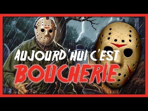JASON FAIT UNE BOUCHERIE :O ! - Friday the 13th