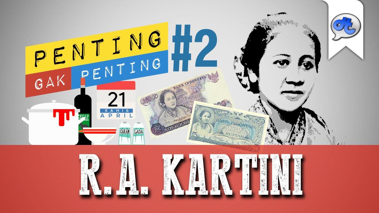 4 Fakta Mengenal Sosok R A Kartini