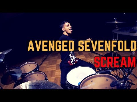 Avenged Sevenfold - Scream | Matt McGuire Drum Cover