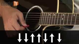 Você Não Sabe o  Que é o Amor - Luan Santana (aula de violão simplificada)