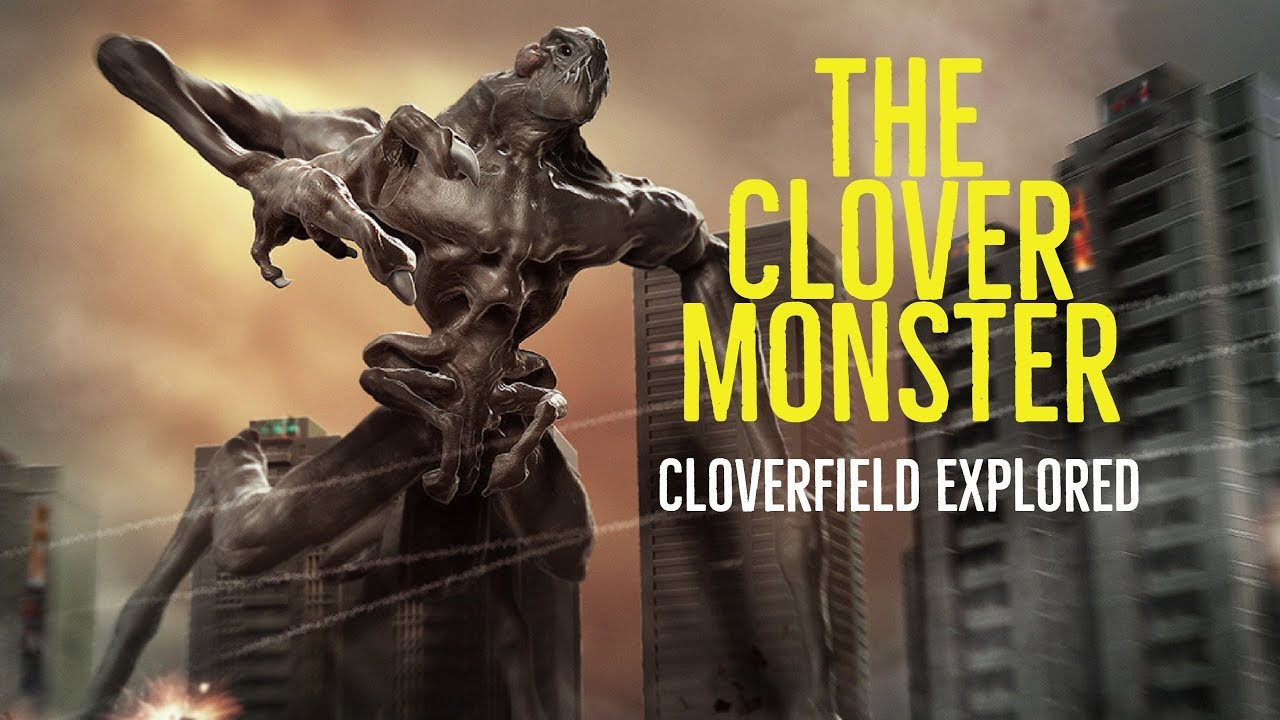 The Clover Monster (Cloverfield Explored) - YouTube