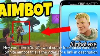 Fortnite Ios android and pc Hack In 1 apk Download free 🛑