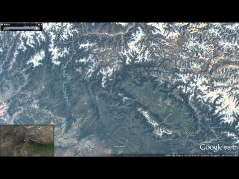 ISS Himalayas Geological Features Narrated