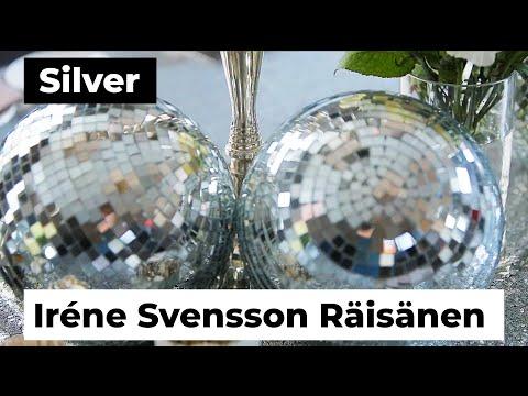 SILVER diktvideo av poeten Iréne Svensson Räisänen