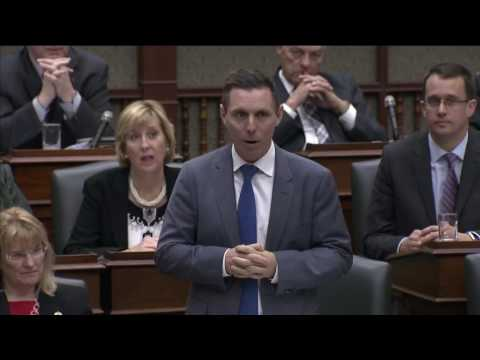 2016-11-30 Question Period