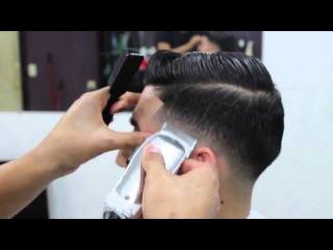 Tutorial taglio capelli corti uomo