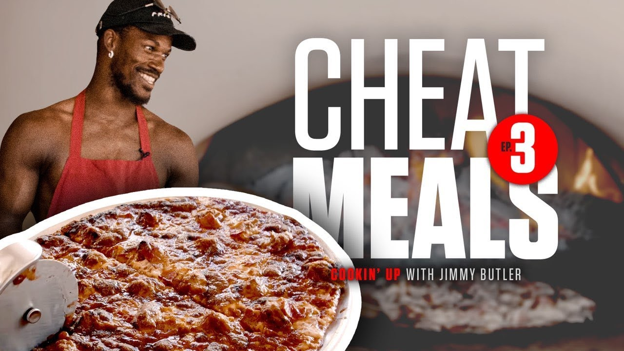 How to make a pizza at home #withme | Cheat Meal ep 3| Jimmy Butler Vlogs