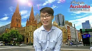 Chia sẻ ước mơ du học Úc của em Tuấn Thanh