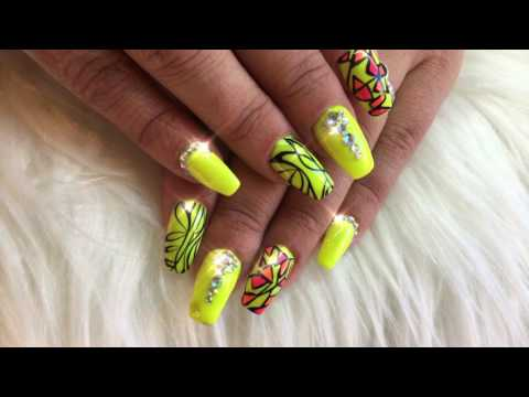 Wow We're going to Ibiza! Bel-Air Nails