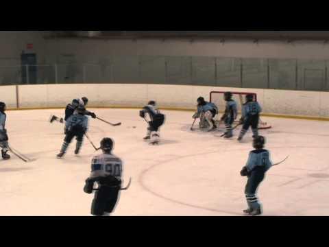 "#4 Goal 20110107 Cumberland Junior Grads 1997 Minor Bantam ""AA"" Hockey Team 2010-11 Season"