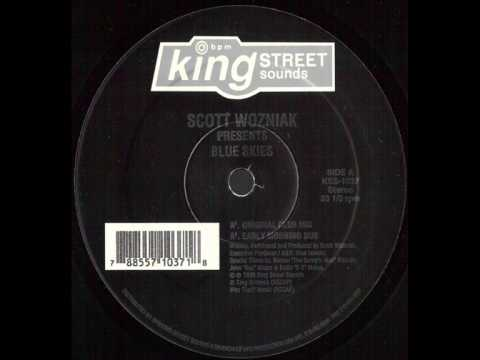 Scott Wozniak - Blue Skies (Original Club Mix) (1996)