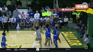 Baylor Basketball (W): Highlights vs. Morehead State