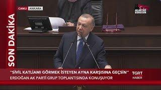 """Cumhurbaşkanı Erdoğan, """"Ey Batı, Ey Arap Ligi: Bu Devran Elbet Dönecek"""""""