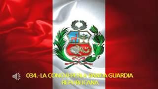 034  LA CONCHEPERLA  BANDA GUARDIA REPUBLICANA