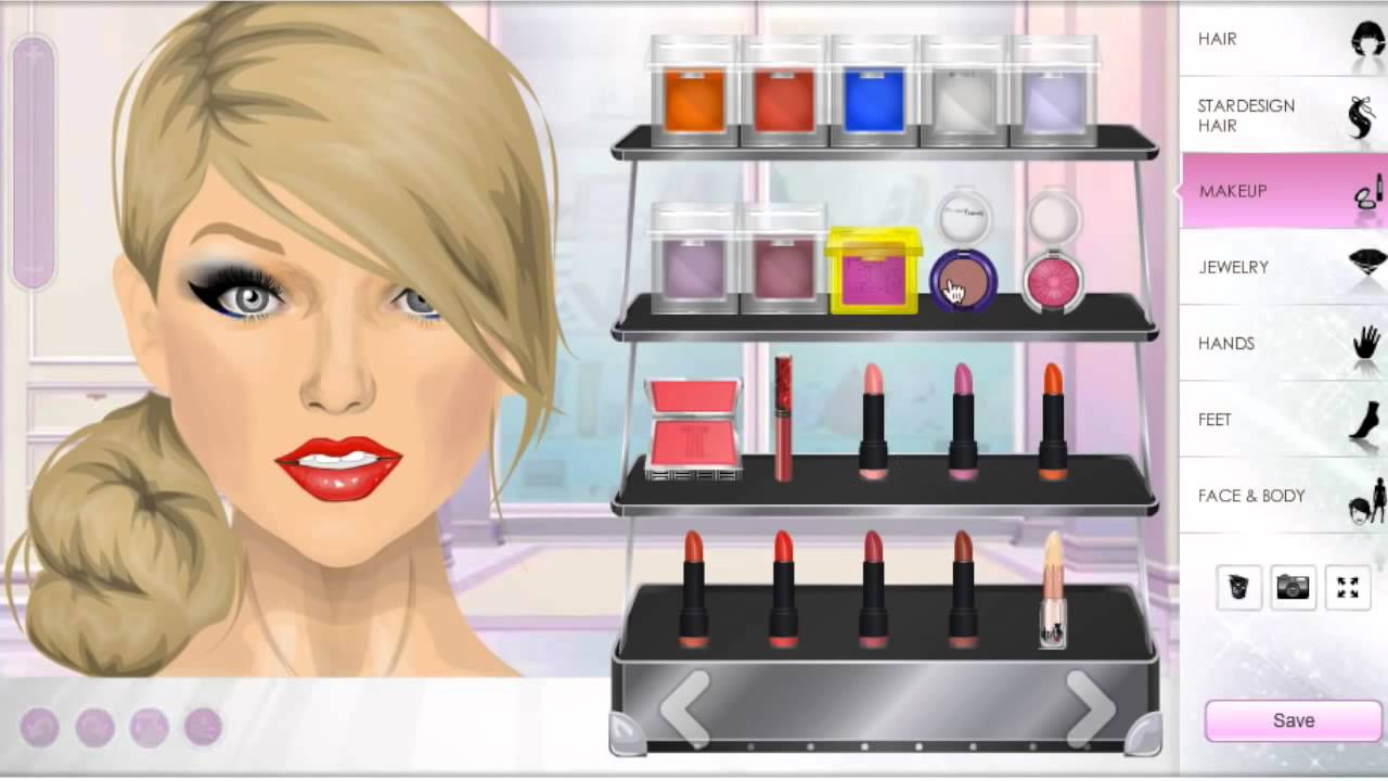 Stardoll Tutorial Taylor Swift Makeup Lovelifegirl