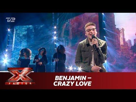 Benjamin Synger 'Crazy Love' – Future Animals (Live)   X Factor 2019   TV 2