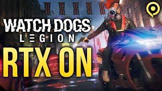 watch Dogs: Legion  Каков он, неоновый Лондон будущего? (Превью / Preview)