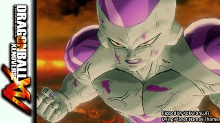 Xenoverse Music - Frieza Dying Planet [Extended] ドラゴンボール ゼノバース (2015)