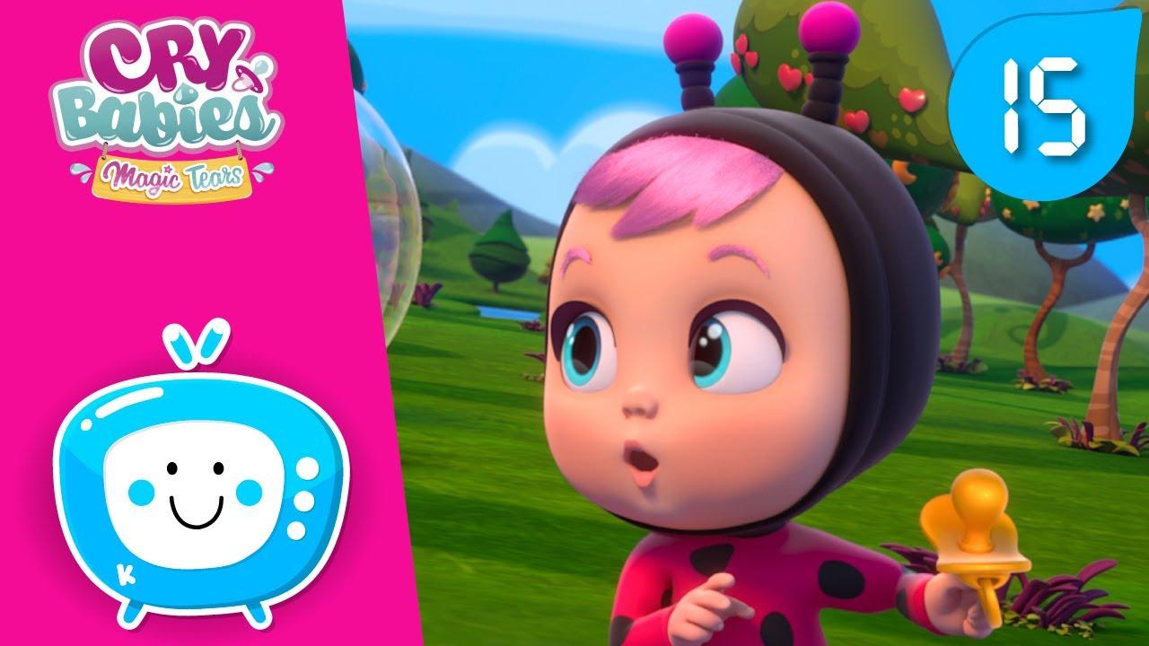 Novas aventuras! 😲 CRY BABIES 💦 MAGIC TEARS 💕 Episódios Completos 🌈 DESENHOS para crianças