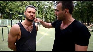#36 Тренировка на турниках с Росомахой и Близнецами